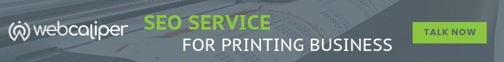 SEO for Printing Business